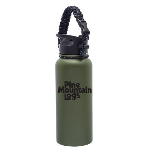 34 Oz. Bachelor Stainless Steel Vacuum Bottle