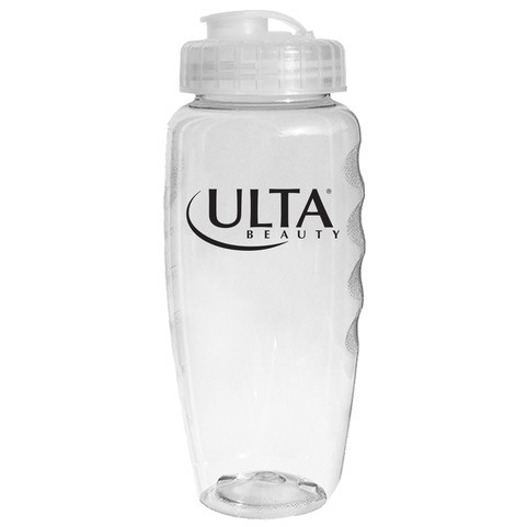 30 oz. ECO Poly Clear Bottle