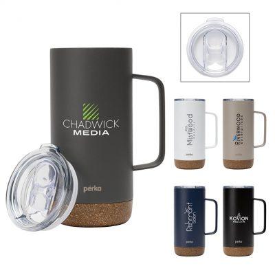 Perka Kerstin 16 oz. 304 Stainless Steel Mug