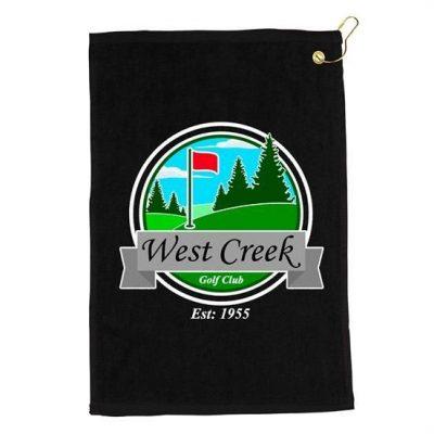 """18"""" Golf Towel - Colors Digital"""