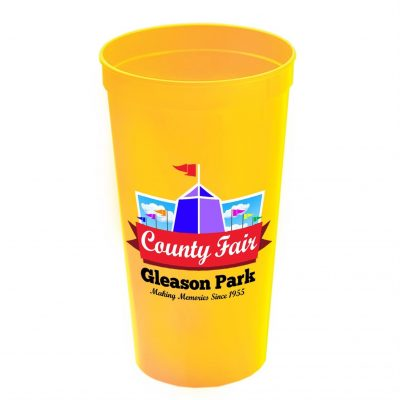 24 oz. Stadium Cup - Garyline