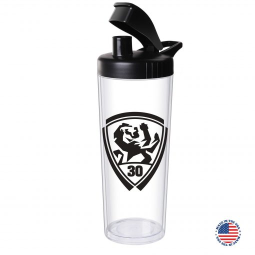 20 Oz. USA-Made ThermalSport Water Bottle (Screen Printed)