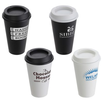 Café 17 oz Sustainable To-Go Cup