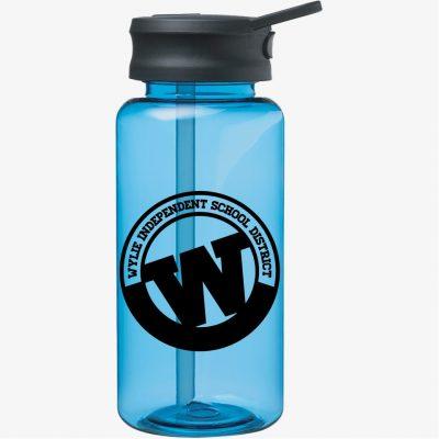 34 oz. Rainier Sports Bottle With Spout Lid