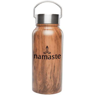 30 Oz. Zen Stainless Steel Vacuum Bottle