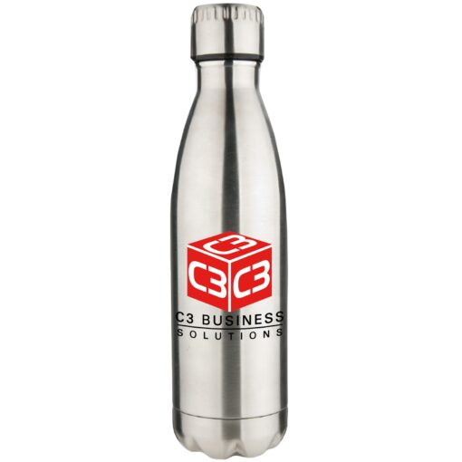 17 Oz. VisionPro Quench Stainless Steel Bottle (Fresno)