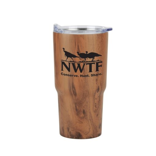 20 oz. Eureka Stainless Steel Tumbler with Copper Lining